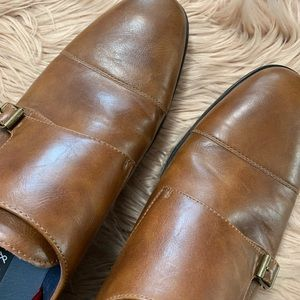 Parker & Sky Shoes - Parker & Sky | Brown Leather Dress Shoes - Size 11